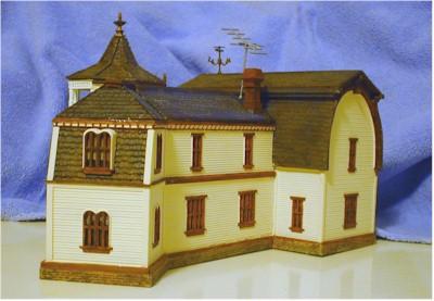 Munster house model