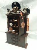 Pirate Hutch by Maureen