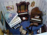 Grand Obsessions Piano Shop by Grace