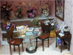The Butterfly Garden by Grace  Butterfly Landing table & Chairs
