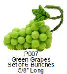 P007 Green Grapes