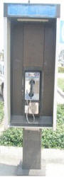 Pay Phone Booth Kit