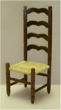 Sonia Messer Latter-back Chair