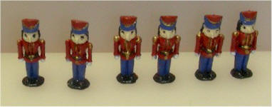 Toy Soldiers or Nut Crackers