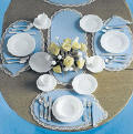 CB2211Chrysnbon Table Setting Kit
