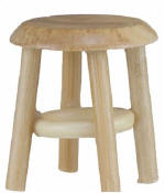 CLA10022 Oak Stool
