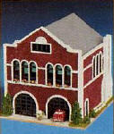 LTF-802  OLD TIME FIREHOUSE KIT