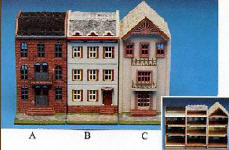 Row House Kits 144