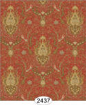 IB 2436 Cozy Cottage Paisley - Red