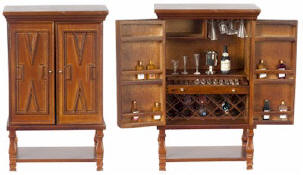 T6703A Stocked Bar
