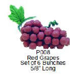 P008 Red Grapes
