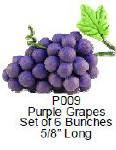 P009 Purple Grapes
