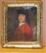 Portrait of a Gentleman in a Red Jacket Giclee Print by Sir Joshua Reynolds