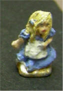 Tiny Doll in Blue