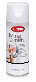 Krylon Kamar Varnish