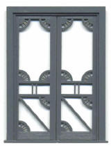 3635 Dbl Screen Doors