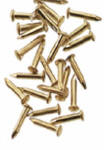 HW1129 Brass Pointed nails