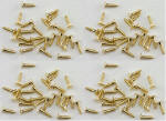 CLA05558 Mini Brass Nails 1/8""