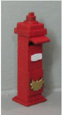 QS864 British Letter Box
