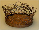 Rusted Basket 33 by Grace