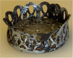 Black/Silver Basket 37 by Grace