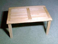 SDK Rectangular Garden Table kit 6